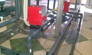 Автоматические блоки управления для установки обезжелезивания Osmonics (USA)